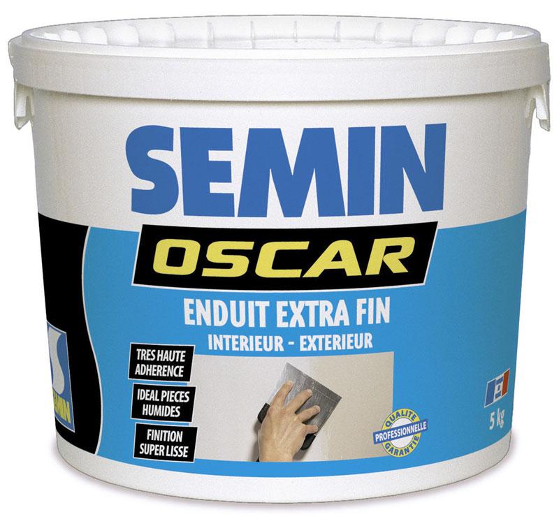Enduit De Lissage Et Finition En Pte Extra Fin Oscar Semin Kg