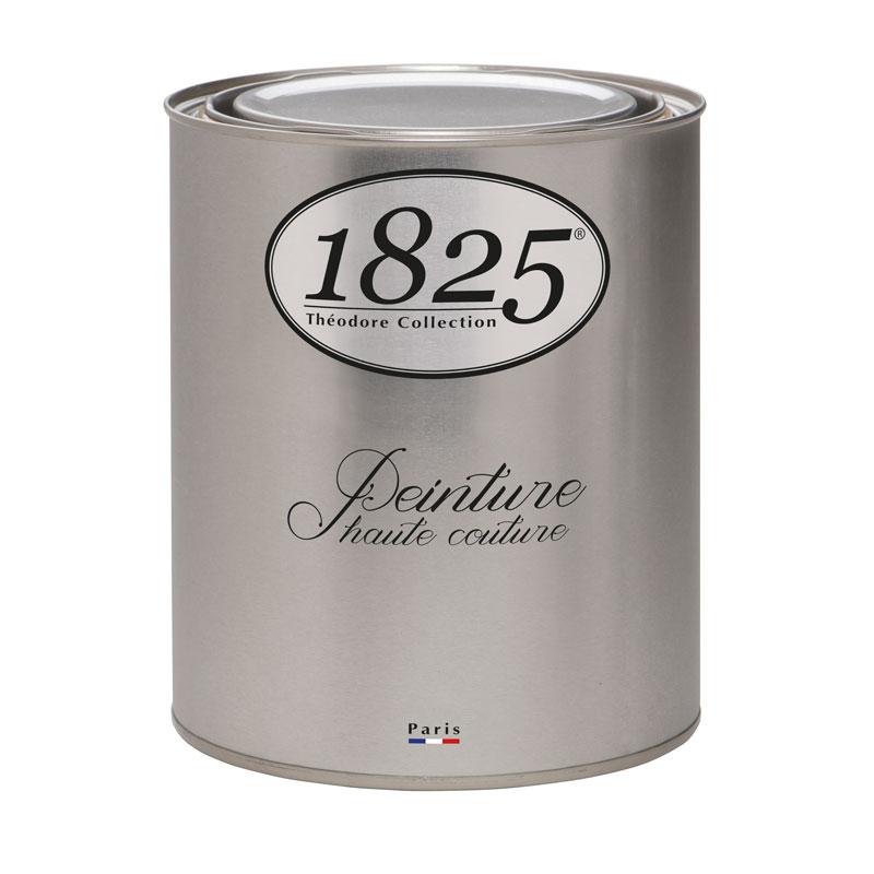 1825 Laque Mate (2,5L) : Peinture laque haut de gamme en finition mate pour les murs, boiseries ...