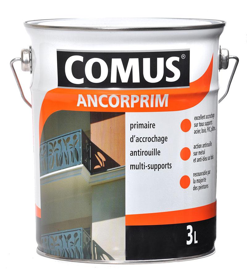 Ancorprim Comus Blanc L  Primaire DAccrochage Universel Pour