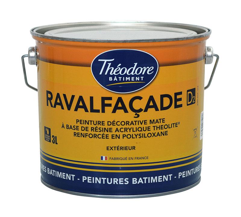 ravalfa ade d2 3l peinture ravalement de protection et d coration de vos ma onneries et fa ades. Black Bedroom Furniture Sets. Home Design Ideas