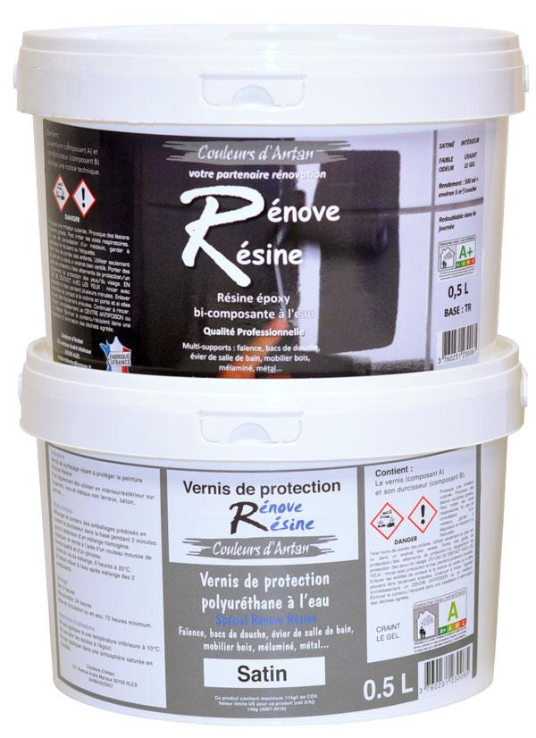 La Peinture Resine Multisupport Epoxy Renove Resine Un Produit Miracle Vente En Ligne Peinture Professionnelle Outillage Et Produits Renovation Des Sols Murs Plafonds