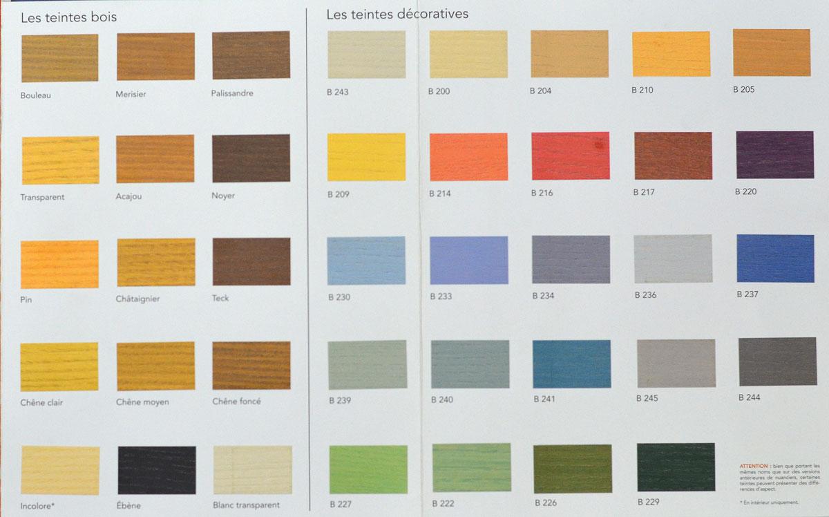 nuancier pour peinture exterieur. Black Bedroom Furniture Sets. Home Design Ideas
