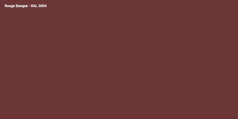 acheter votre peinture int rieure ou ext rieure en rouge basque. Black Bedroom Furniture Sets. Home Design Ideas