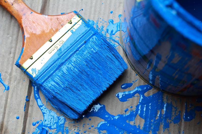 Pinceaux Et Rouleaux à Peinture Quelques Astuces Pour Vous