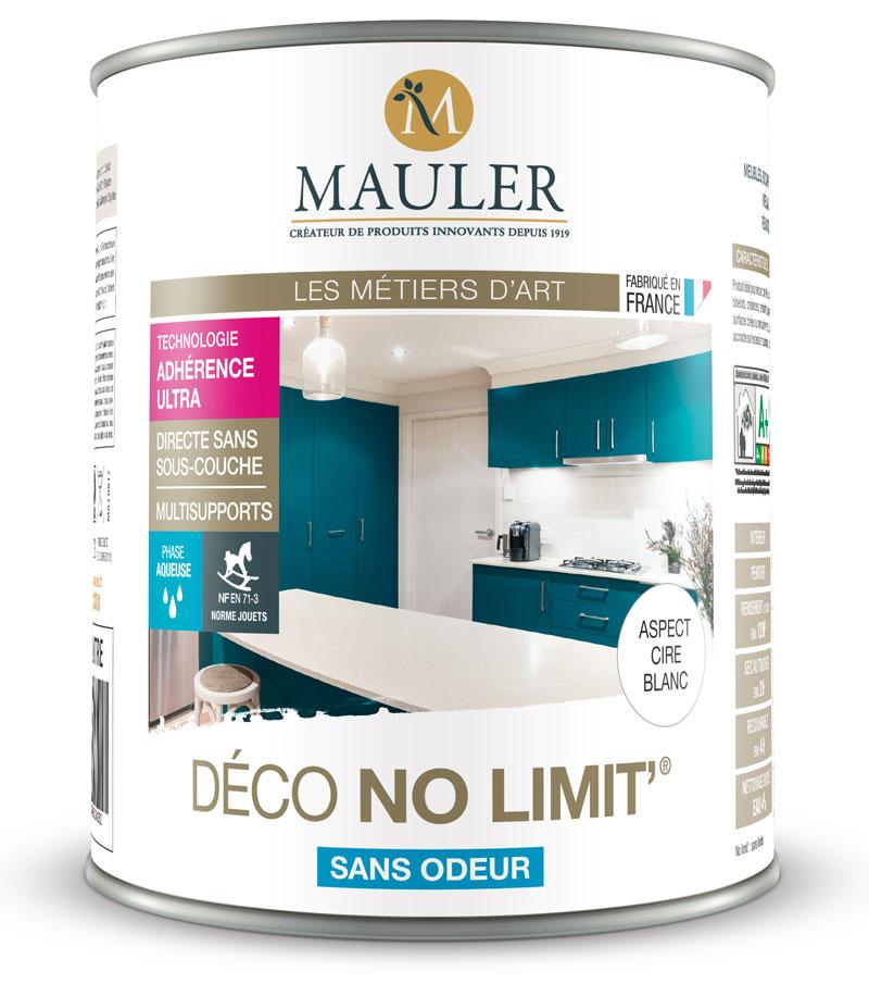Peinture multisupports mauler deco no limit 1l id ale pour r nover meubles et tous supports - Peinture sans sous couche pour meuble ...