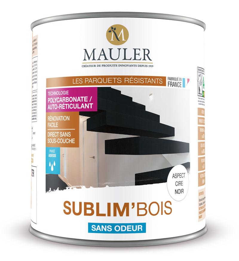Peinture De Rénovation Pour Escaliers Bois Et Parquets Usés Mauler Sublimu0027 Bois ...