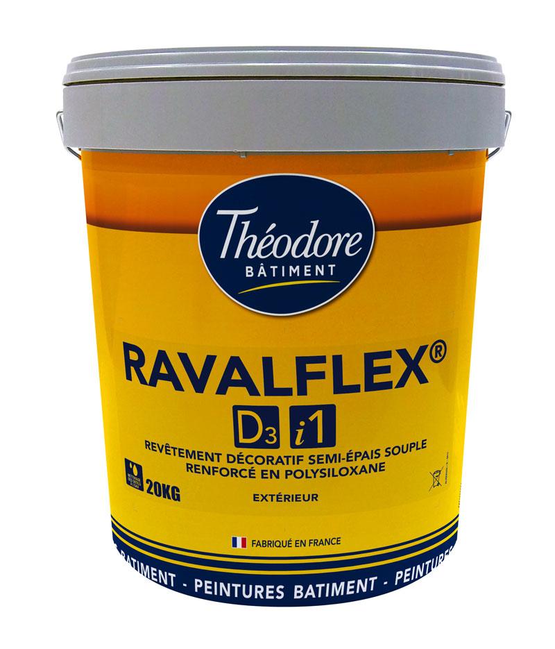 ravalflex d3 i1 20kg peinture ravalement rev tement. Black Bedroom Furniture Sets. Home Design Ideas